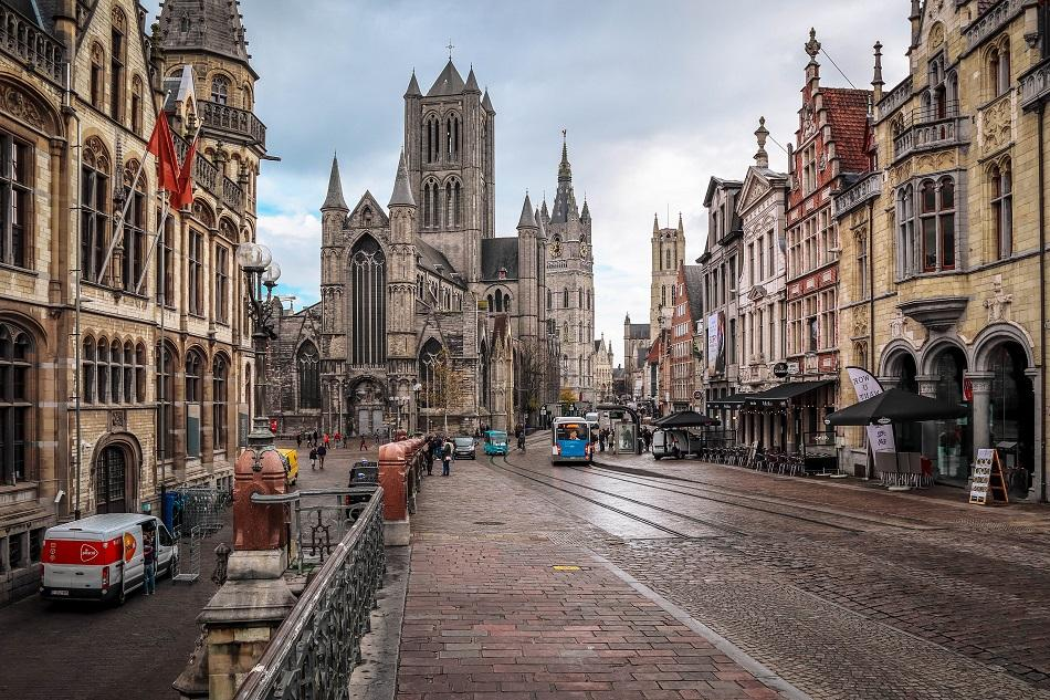 Saint Bavo's Cathedral Ghent