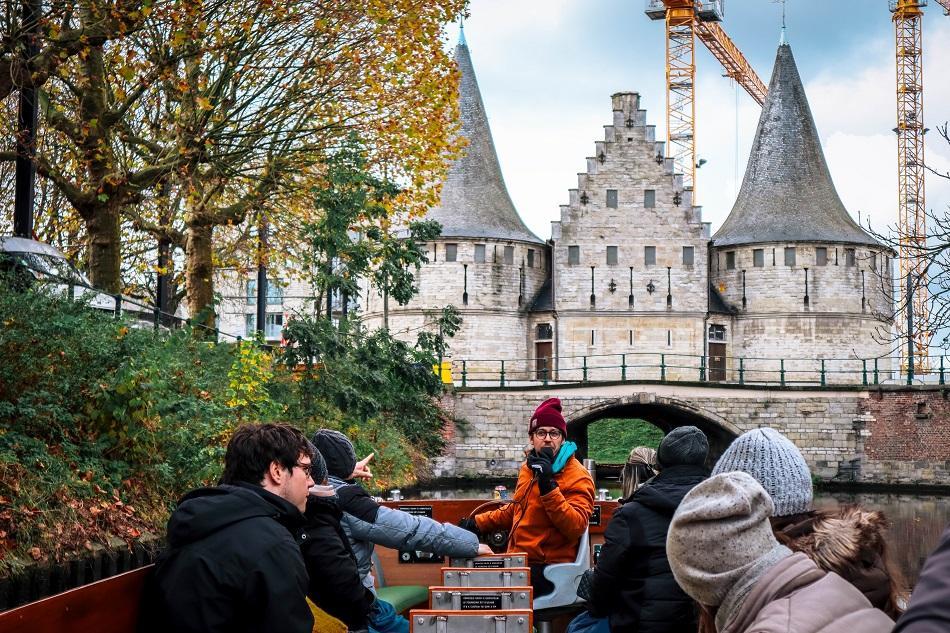 Rabot building, Ghent