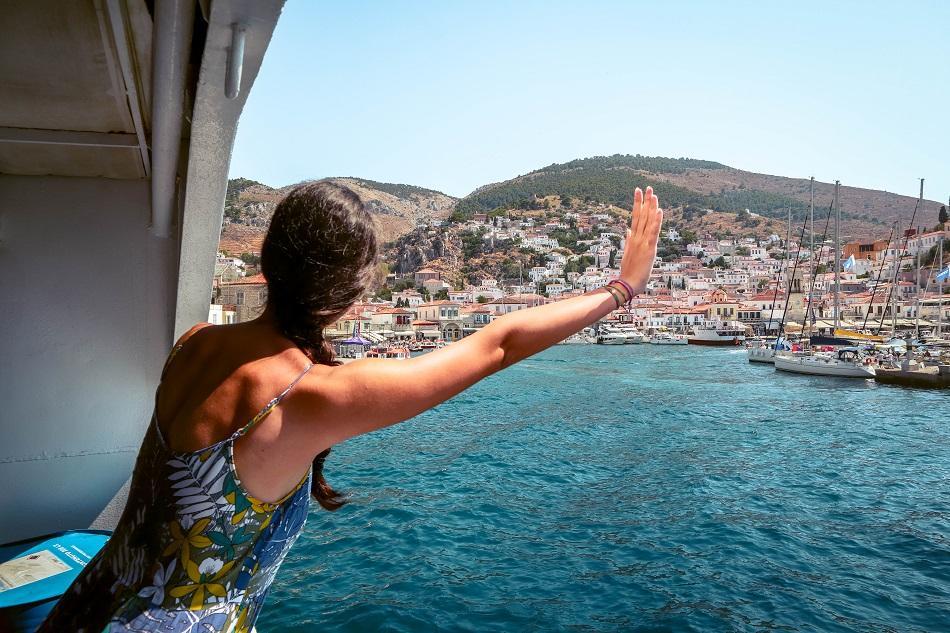 Athens day cruise