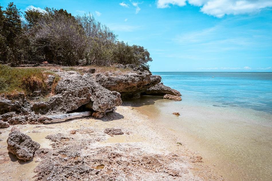 Beach near Paliton Beach Siquijor