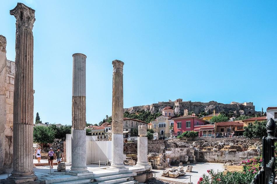 Roman Forum Athens