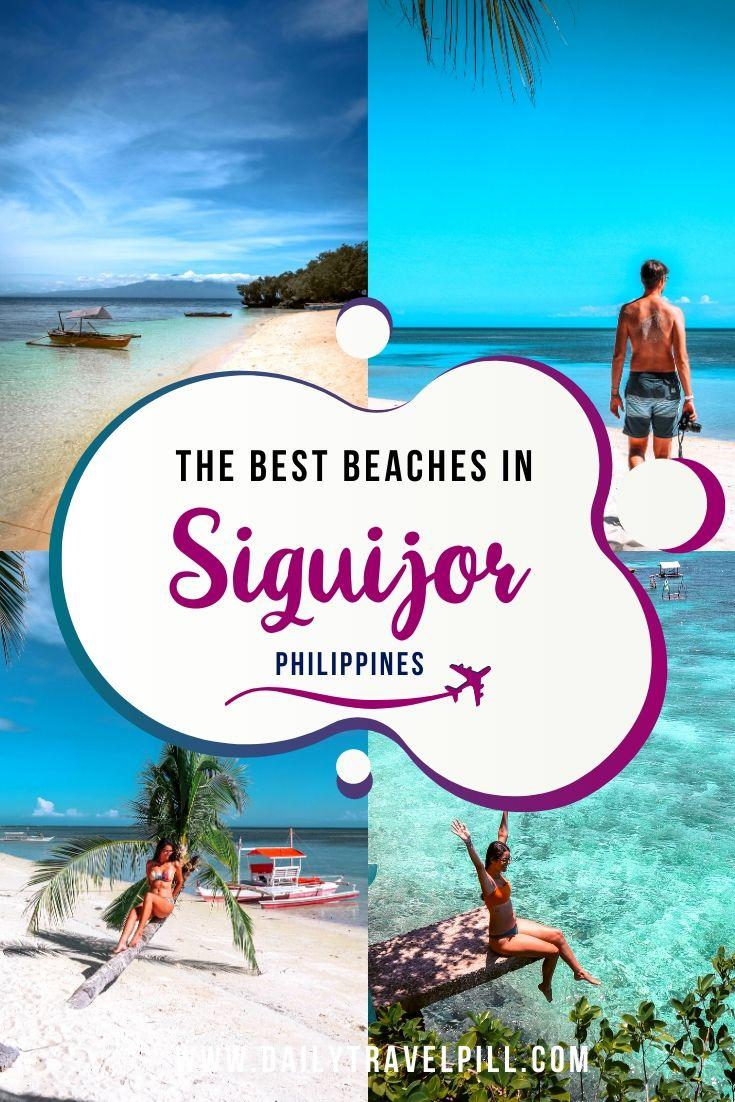 The best beaches in Siquijor, Philippines