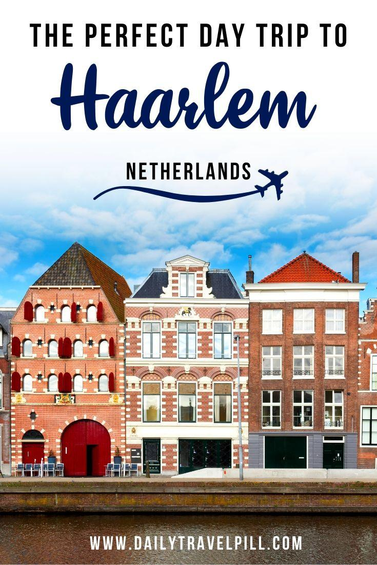 Things to do in Haarlem, Netherlands