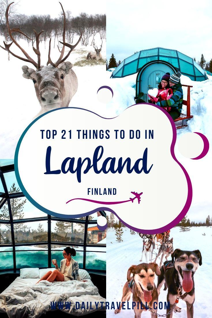 Top things to do in Lapland, Finland