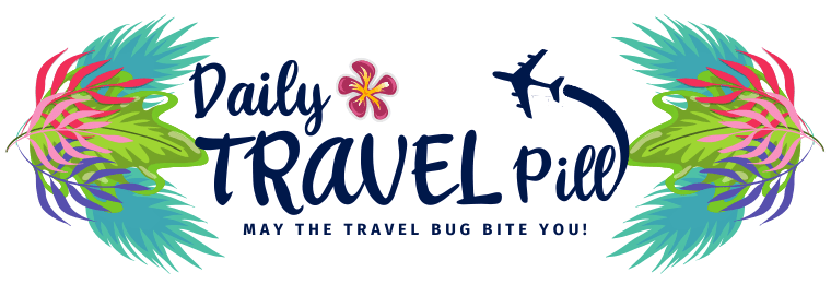 Daily Travel Pill Logo