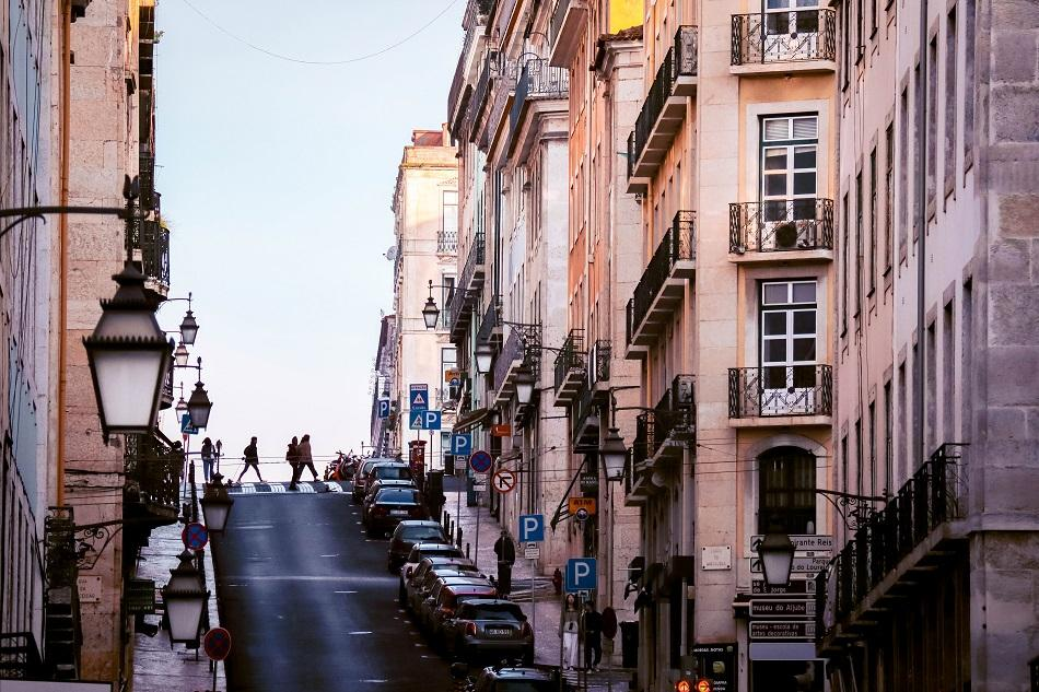Free Lisbon walking tour