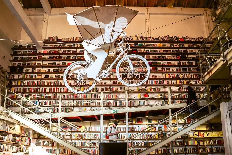 Lx Factory Lisbon bookstore