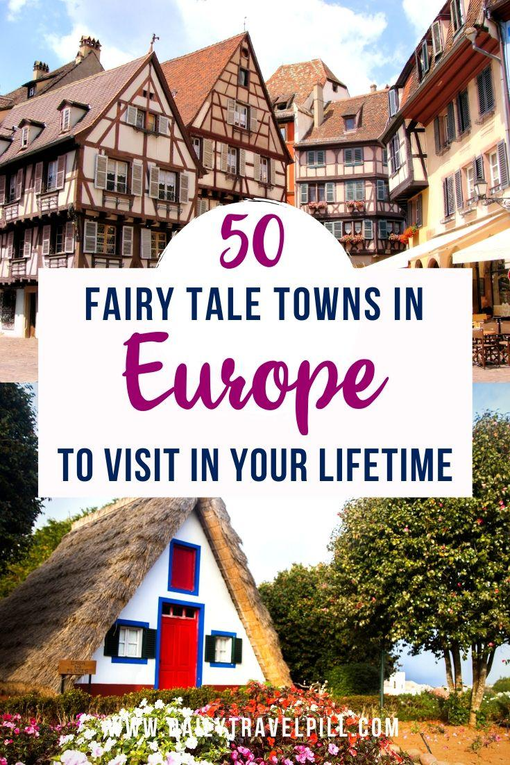 The most beautiful European villages to visit