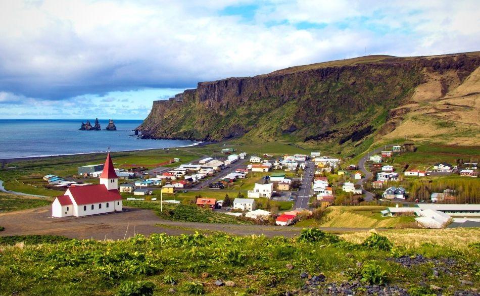 Vik i Mydral, Iceland