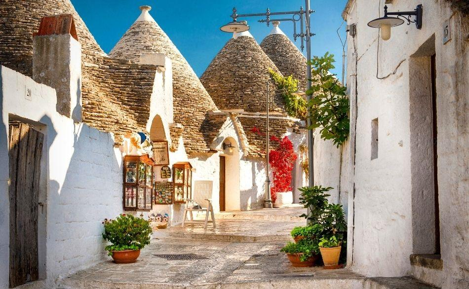 Alberobello, Itlay