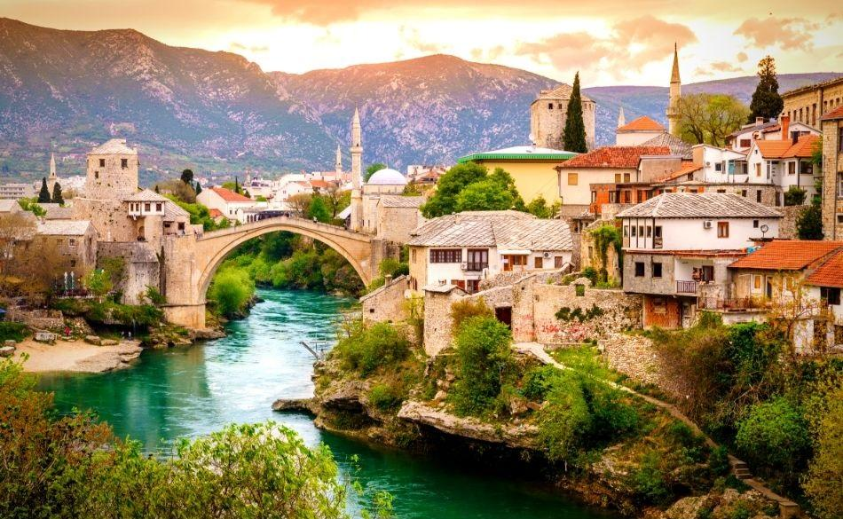 Mostar, Bosnia and Hertzegovina