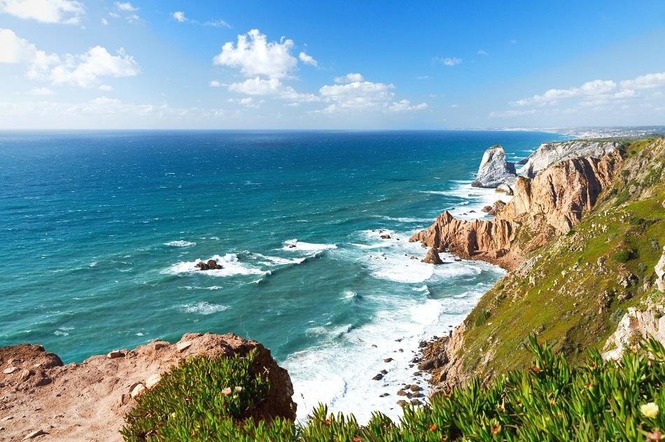 Cabo da Roca viewpoint