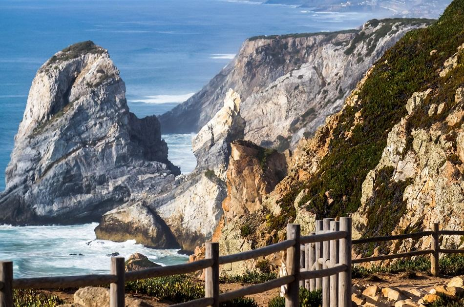 Cabo da Roca Praia da Ursa, Sintra