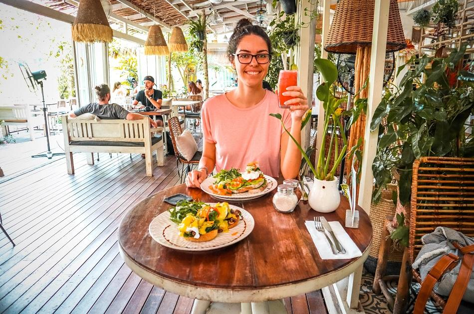 Living in Bali - cafes