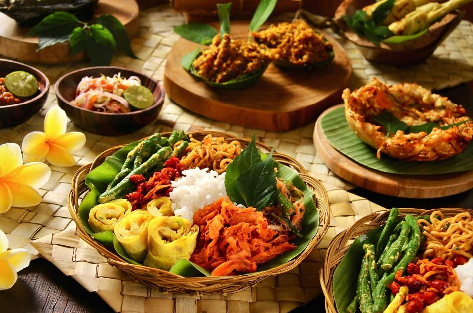 Living in Bali - traditional food