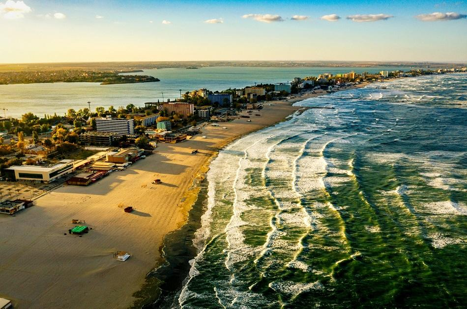 Mamaia seaside view