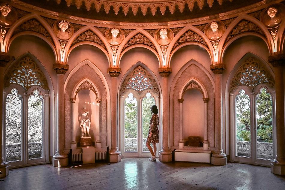 Monserrate Palace, Sintra