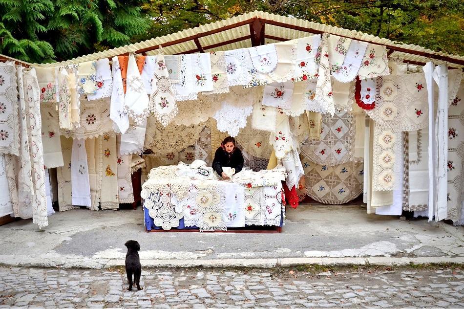 Romanian seller