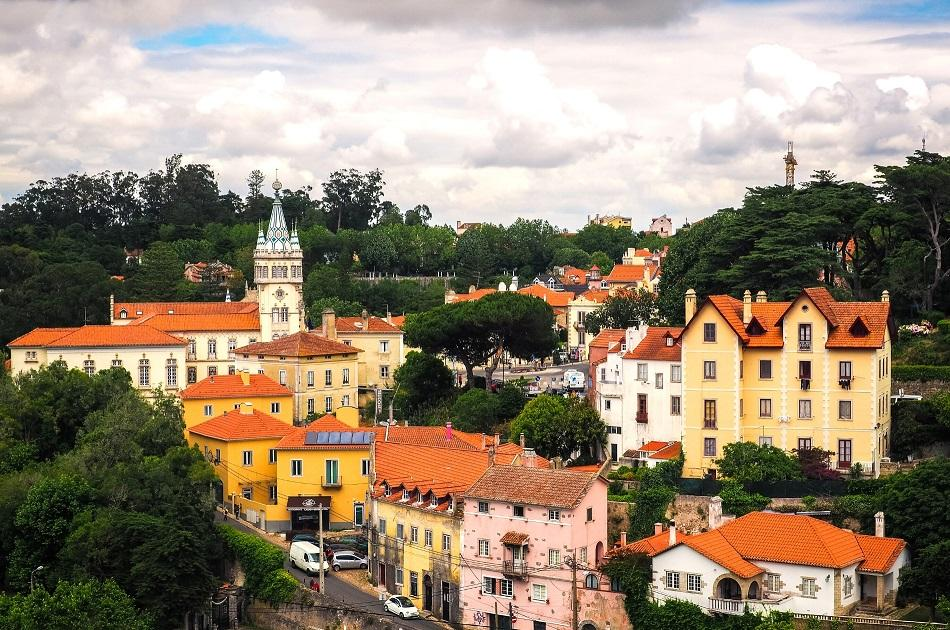 Sintra Old Town