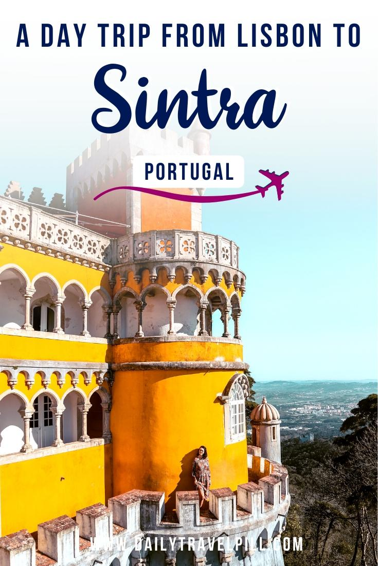 How to spend one day in Sintra, Portugal
