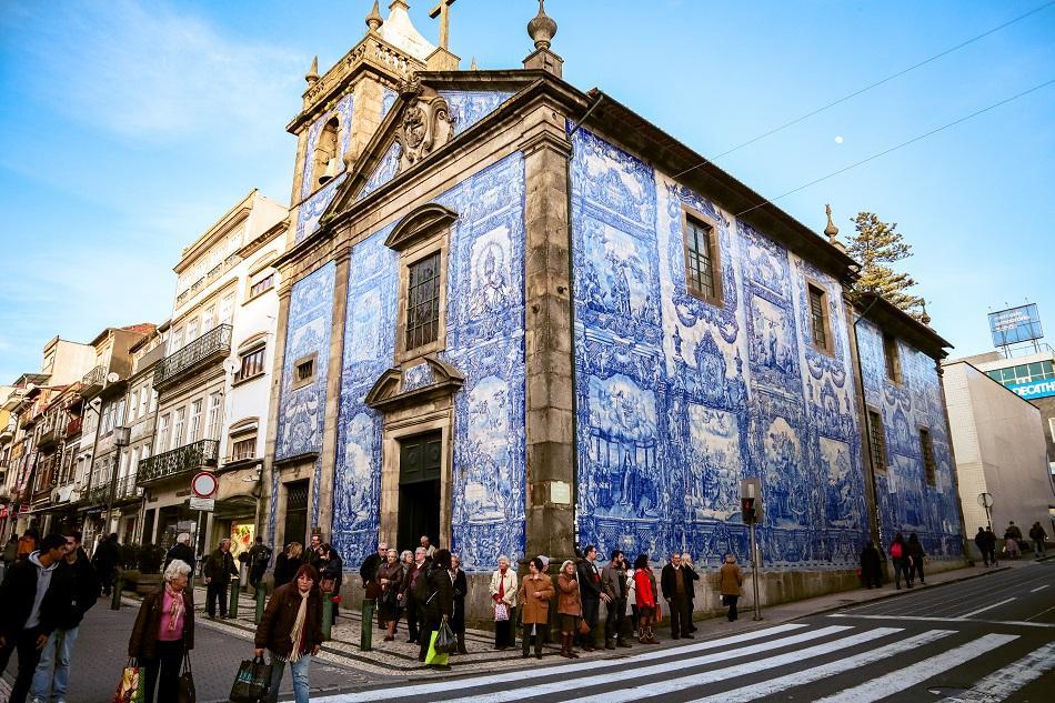 Chapel Almas de Santa Catarina Porto
