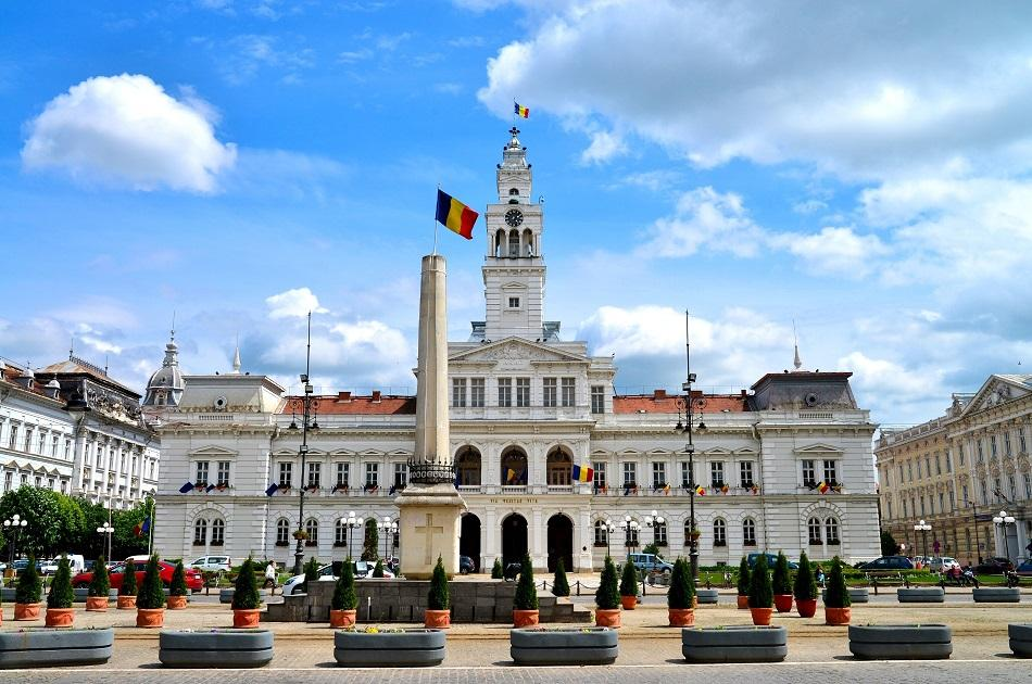 The Administrative Palace of Arad