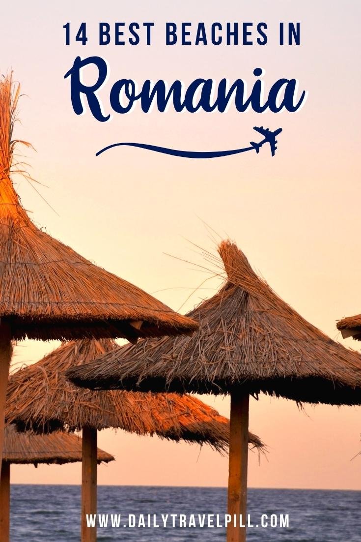 These are the top beaches in Romania. These beautiful Romanian beaches are a must-see