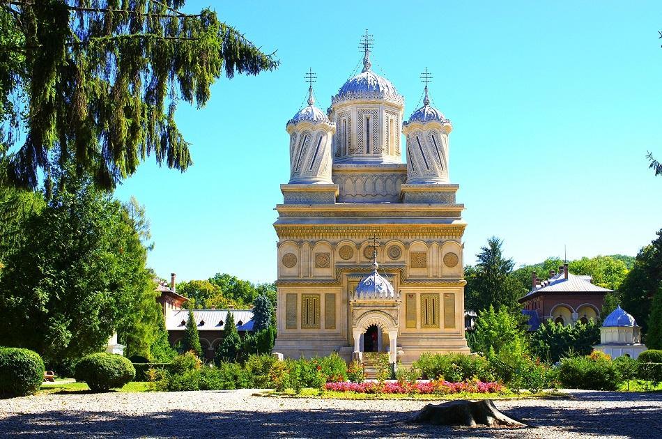 Curtea de Arges Monastery Romania