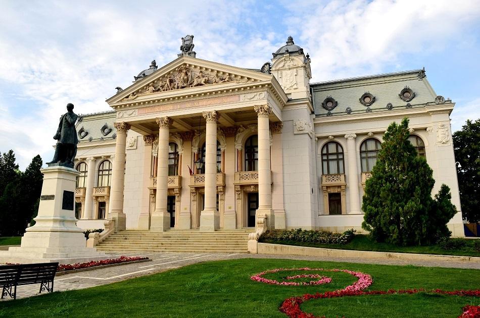 Iasi National Theatre Romania