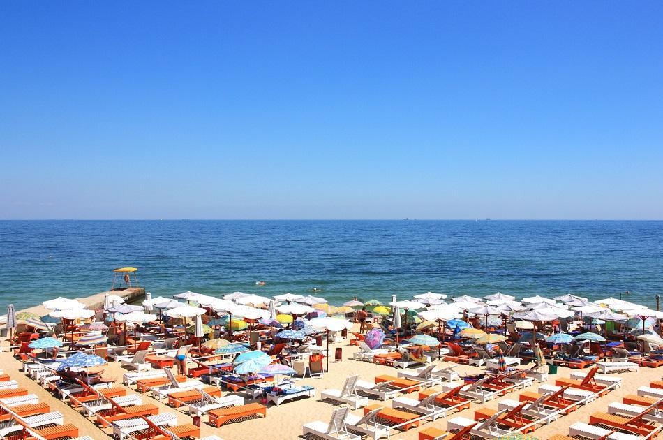 Mangalia Beach Romania
