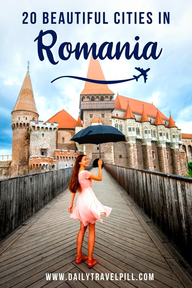 Beautiful cities to visit in Romania