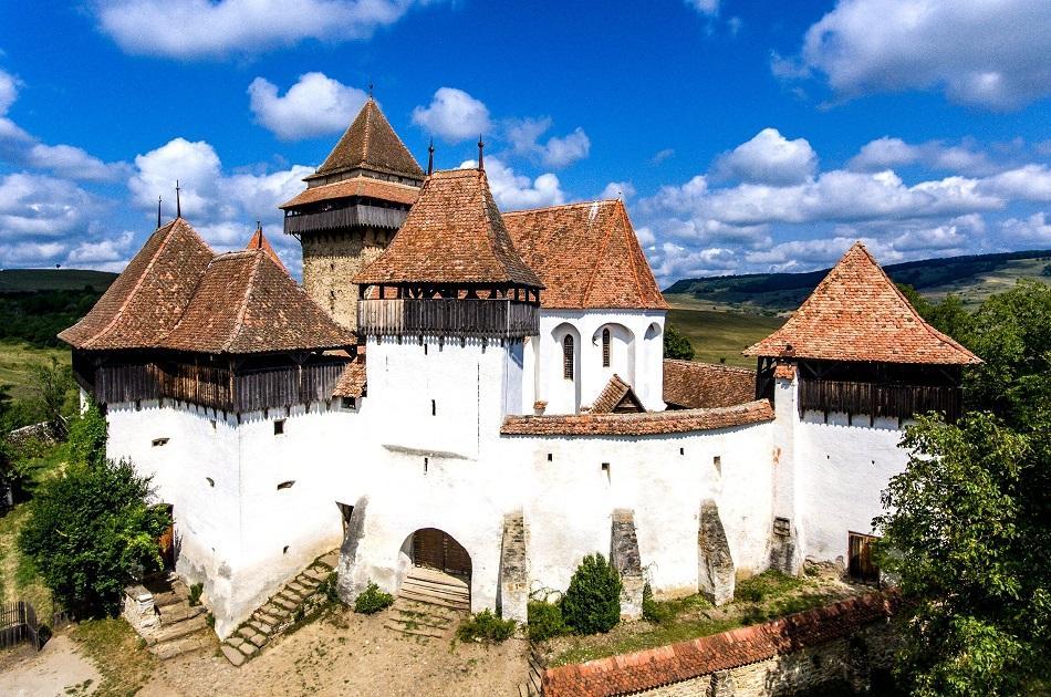 Village of Viscri, Romania