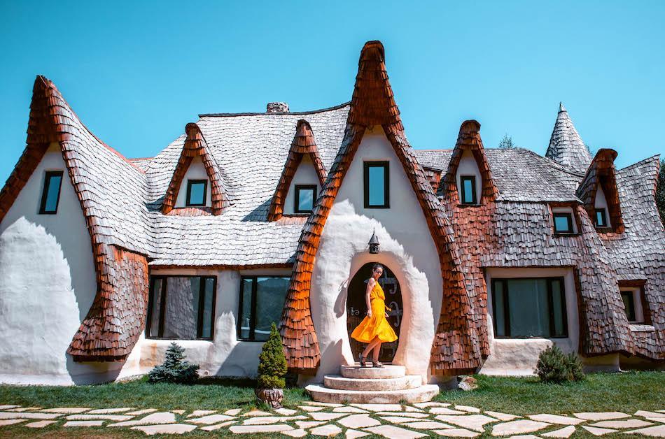 Clay Castle Porumbacu de Sus Romania