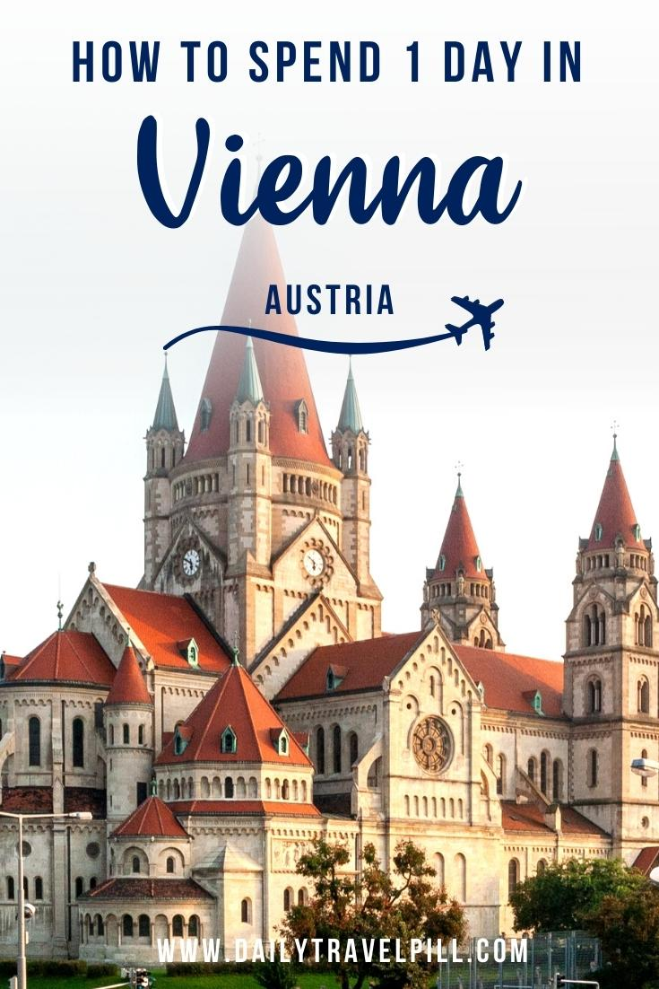 Vienna one day itinerary