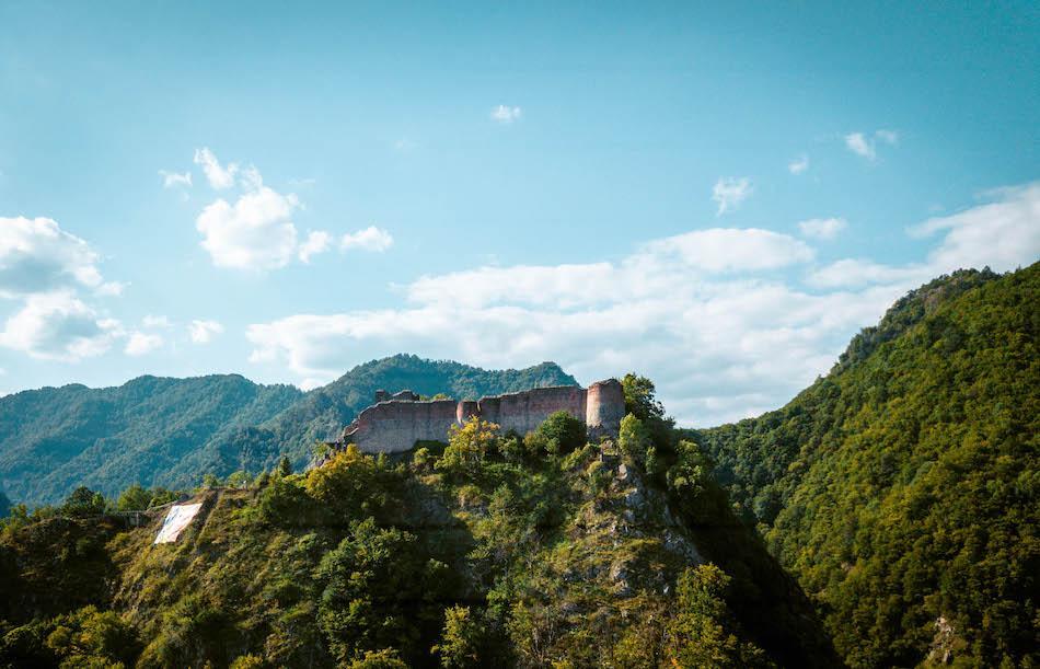 Poenari Fortress Romania