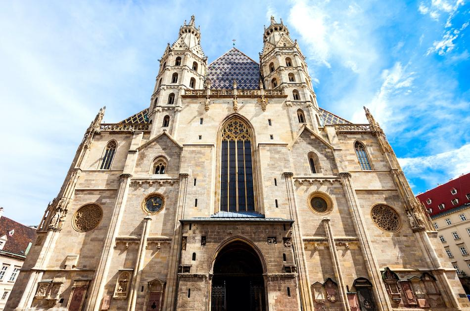 St. Stephan's Cathedral Vienna