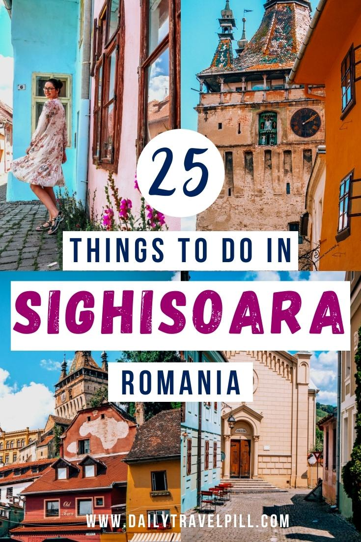 top things to do in Sighisoara