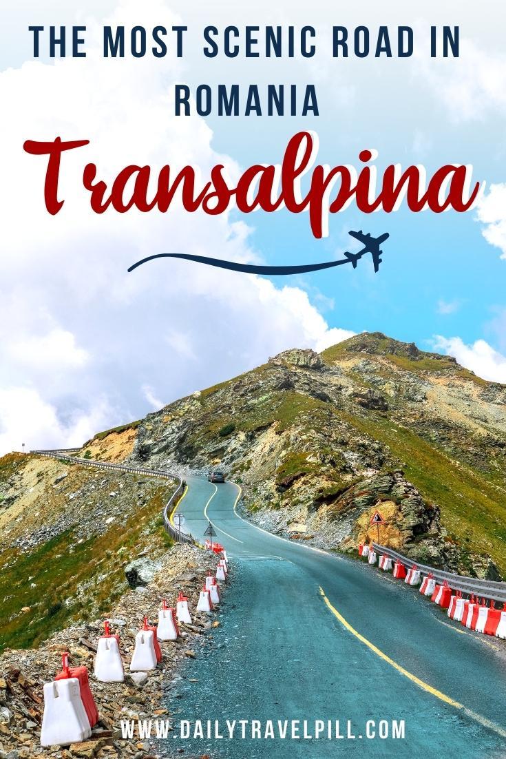 Transalpina Highway Romania