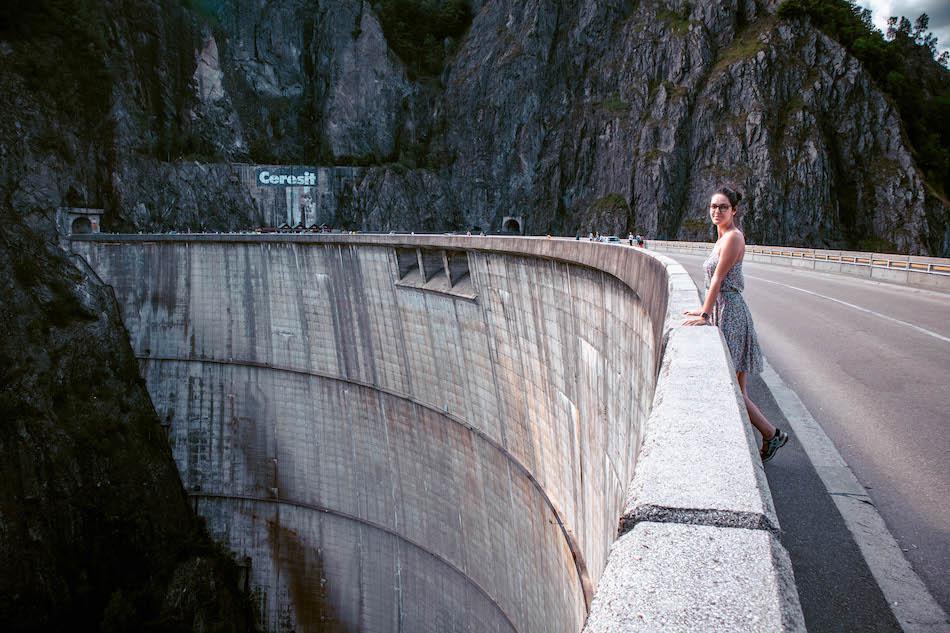 Vidraru Dam Romania