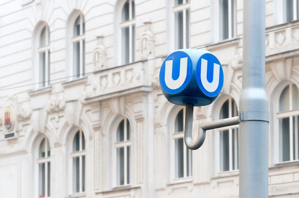 Vienna public transport u