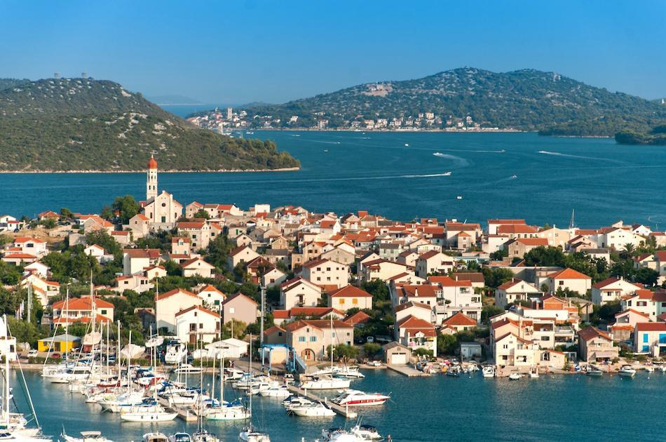 Betina, Murter Island Croatia