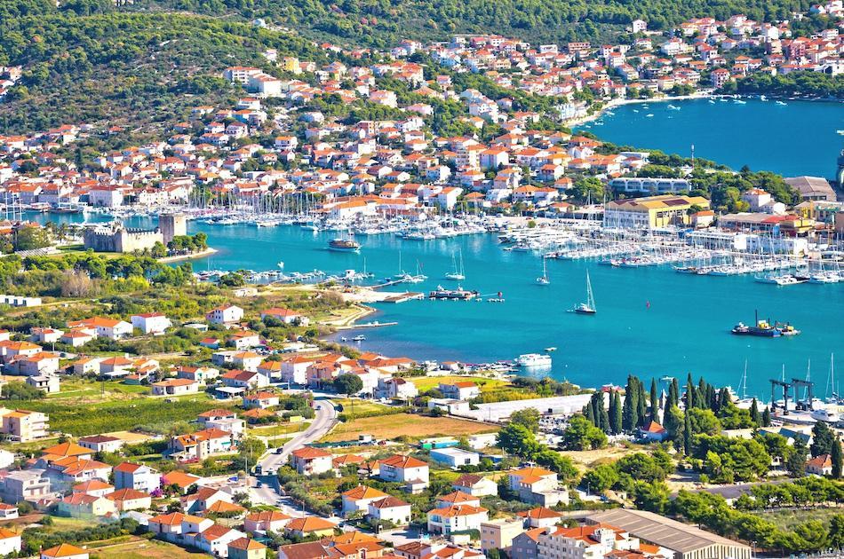 Ciovo Island Croatia