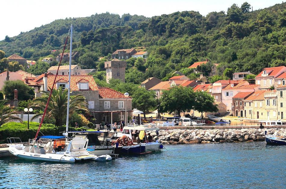 Sudjurajd Sipan Island Croatia