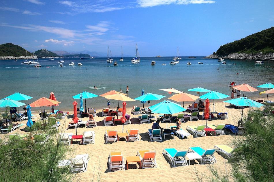 Sunji Beach Lopud Island