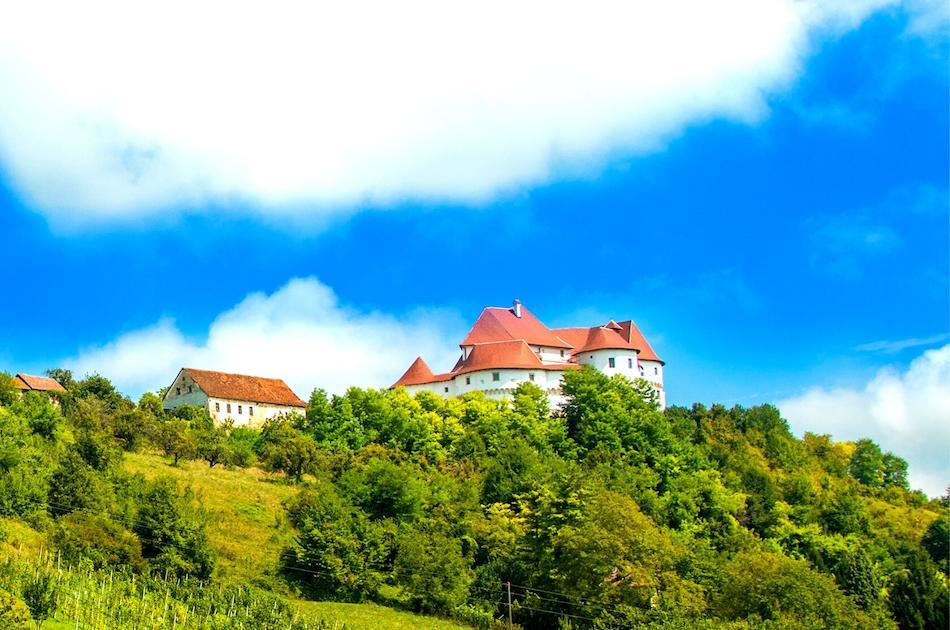 Dvor Veliki Tabor Castle Croatia