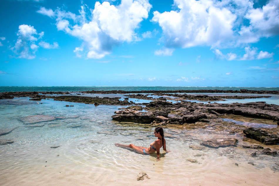 Guyam Island Siargao Beach