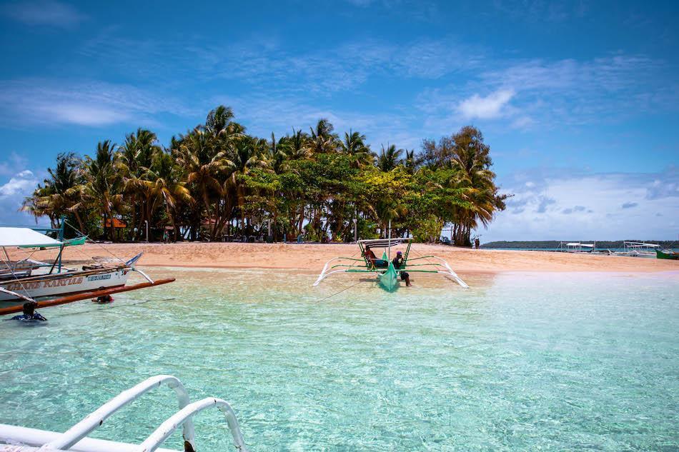 Guyam Island Siargao - Island hopping tour