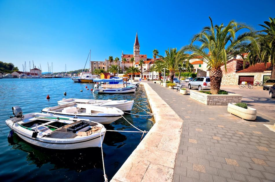 Milna Town - hidden gem in Croatia