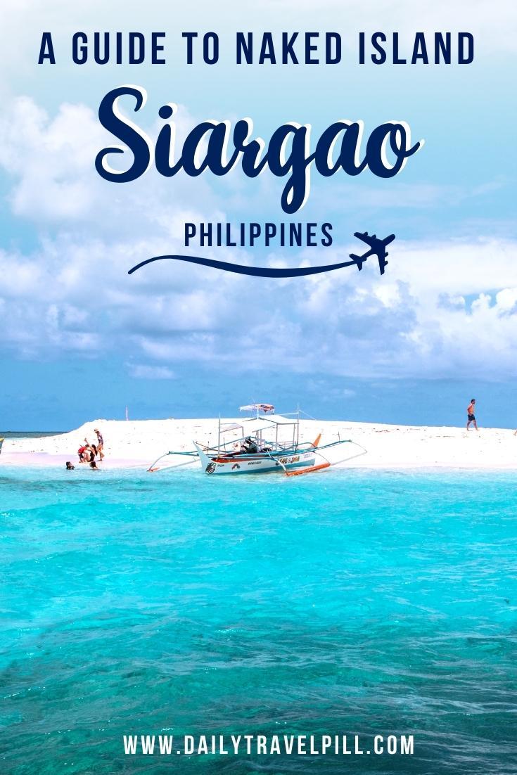 Daku Island, Siargao, Surigao del Norte | Best Philippine