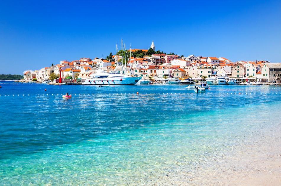 Primosten Town - hidden gem in Croatia